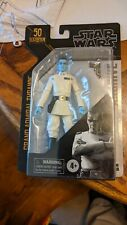 Star Wars Black Series Archive Grand Admiral Thrawn Action Figure IN HAND New