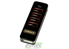 4 channel Sommer PEARL remote control (SOMloq & SOMloq2) - catalogue: 4018V000