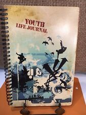 Youth Life Journal SOAP Bible Study Reading Prayer w/Table of Contents A26-222