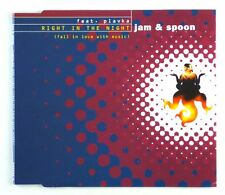 Maxi CD - Jam & Spoon -  Right In The Night (Fall In Love With Music) - A6110