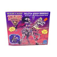 Skeleton Warriors Skeleton Legion Warhorse 1994 New in Box  Spring-Fired Blade