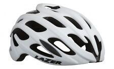 New Lazer Men's Blade Plus + Cycling Helmet - Size Medium - White