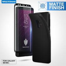 Samsung Galaxy S9 S9 Plus Case, Maxshield Flex Air TPU Thin Slim Cover