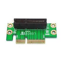 PCI-E PCIe Express X4 Riser Card 1U