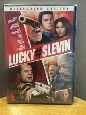 Lucky # Slevin (DVD, 2006, Widescreen Edition)