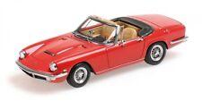 Maserati Mistral Spyder 1966 Red 1:43 Model MINICHAMPS