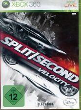 SPLIT/SECOND VELOCITY XBOX 360 USADO