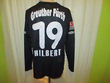 SpVgg Greuther Fürth umbro Langarm Matchworn Trikot 05/06 + Nr.19 Hilbert Gr.L