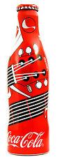Coca-cola + Apple iTunes aluminum botella bottle botella bouteille Germany 2007
