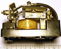 Relais 2RT WWII Leach Relay haute puissance  3HP 220 volts