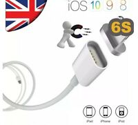 2.1A Magnetic Usb Cable Adapter Charger Lead For iPhone 8 7 6 6s plus 5 iP X XR