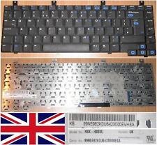 CLAVIER QWERTY UK HP DV4000 DV4400 V4000 NSK-H3K0U 99.N5982.K0U Noir