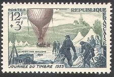 French Air Mail Transports Postal Stamps