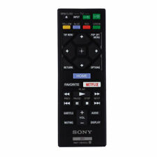 Original DVD Player Remote Control for SONY BDP-BX650 (USED)
