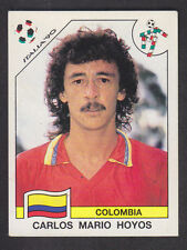 PANINI-ITALIA 90 WORLD CUP - # 293 CARLOS Hoyos-COLOMBIA