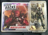 Vitruvian HACKS - Blasted Land Orc - action figure - NEW