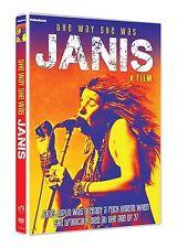 JANIS JOPLIN - THE WAY SHE WAS - DVD SIGILLATO 2015