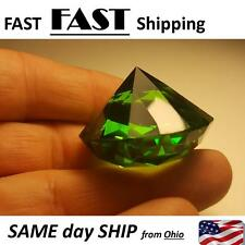 Faux large Emerald -- HUGE great for jewelry store display and pawn shop - NEW