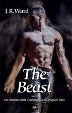 J.R. WARD - THE BEAST - Ed. MONDOLIBRI 2016 - versione in lingua italiana