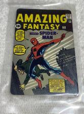 Amazing Fantasy #15 Spider-man Marvel Comics Global Phone Card 1993 New Expired
