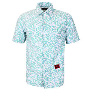Diesel S-Nogales Short Sleeve Shirt XL *NEW WITH TAGS* RRP £80