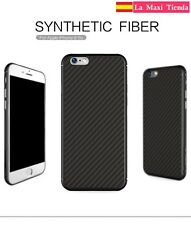 Cover for Iphone 6 / 6S Nillkin Synthetic Fiber - Case Fiber Carbon