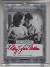 """2012 PRESS PASS THE ESSENTIAL ELVIS MARY TYLER MOORE """"RED INK""""  AUTOGRAPH AUTO"""