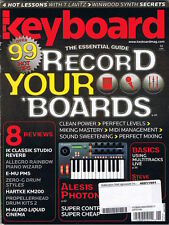 2006 Record Your Keyboard s Guide, HARTKE KM200 Amp, E-MU PM5 Speakers, Magazine