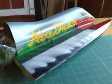 Hydro & Marine Skater L mit Lehner Motor - Airbrush - RTR