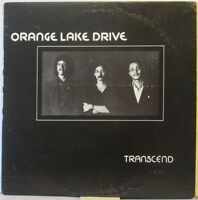 ORANGE LAKE DRIVE Transcend LP Jazz-Rock/R&B/Funk – SIGNED