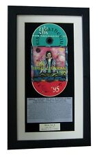 TRIBAL GATHERING 1995 CLASSIC CD Album GALLERY QUALITY FRAMED+FAST GLOBAL SHIP