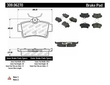 StopTech Sport Brake Pads fits 1994-2004 Ford Mustang  STOPTECH