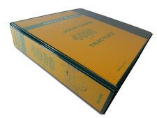 John Deere 4000, 4010, 4020 Tractor Technical Service Repair Manual Shop Book
