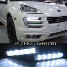 Super Bright LED Daytime Running Light DRL Daylight Kit Fog Lamp Day Lights C93
