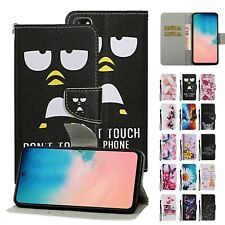 For Samsung S20 A51 A71 S10 A11 A21 A31 Leather Flip Stand Card Wallet Cover