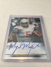 2013 Leaf Draft Football Miguel Maysonet Stony Brook Seawolves autograph rookie