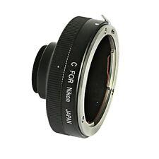 Baader C_Mount Adapter For Nikon Lenses ,London