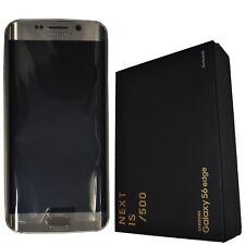 BNIB Samsung Galaxy S6 Edge 128GB SM-G925F Gold Platinum Limited Edition 4G GSM