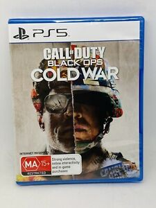 Call of Duty: Black Ops Cold War - PS5 Game - NEW & SEALED