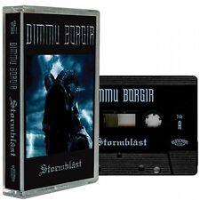 - Dimmu Borgir Stormblast2005 (black Cassette) Music Cassette