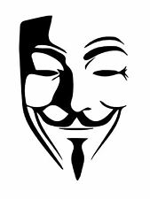 Anonymous Car graphics bumper sticker