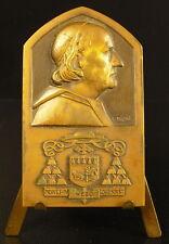 Médaille Adolphe Duparc évêque de Quimper & Léon pétainiste breton Bretagne 1933