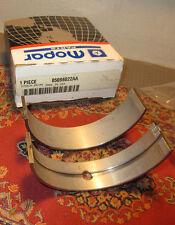 "MOPAR OEM BEARING PACKAGE NEW Crankshaft 010"" U/S  05096022AA"