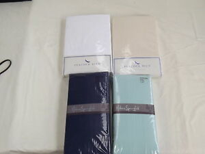 Double bed brushed cotton flannelette flatsheet