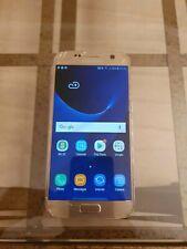 Samsung Galaxy S7 - 32GB-Oro Platino-Sbloccato-Smartphone