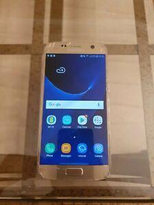 Samsung Galaxy S7 - 32GB - Gold Platinum - Unlocked - Smartphone