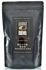 Oakridge BBQ Signature Edition Black OPS Brisket Rub - 6 oz - Free Shipping!