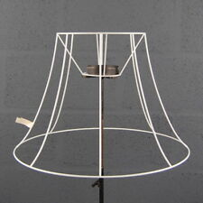 "20"" Bowed Empire Traditional Light Shade Wire Frame for DIY Lampshade"
