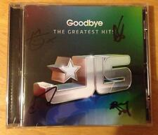 JLS - Goodbye - Greatest Hits Signed - Signed edition - New