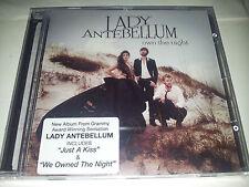 cd musica LADY ANTEBELLUM Own the night